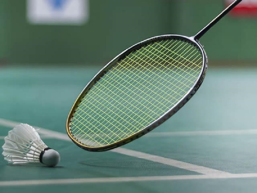 Air badminton officially launched