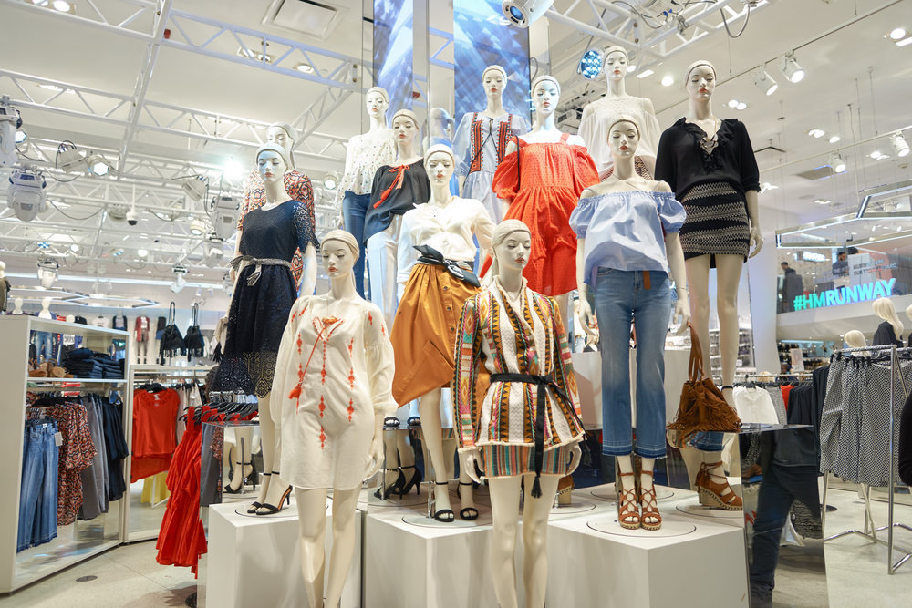 Battling the damaging effects of 'fast fashion'