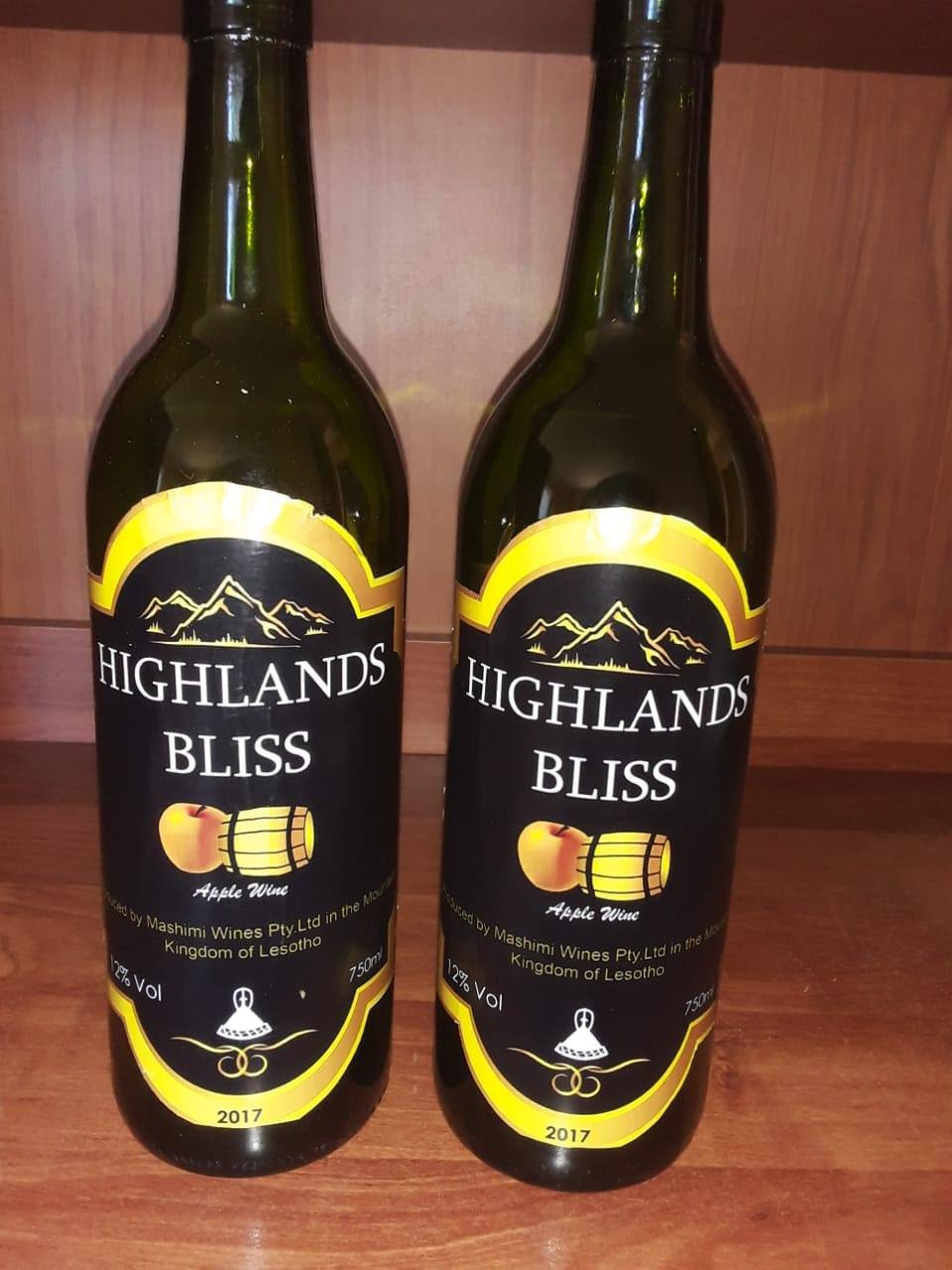 NUL tested wine matures into a Highlands Bliss