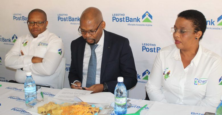 Post Bank takes giant leap forward