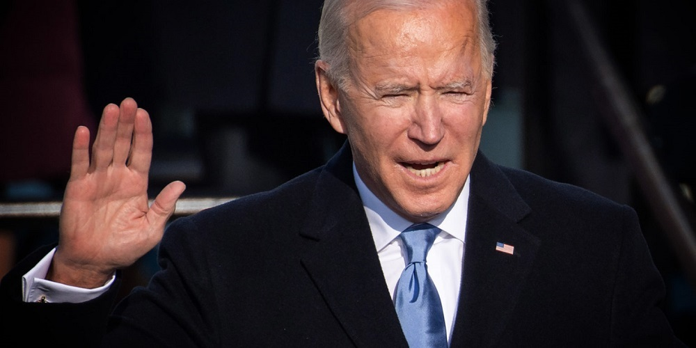 Biden, Harris take oath of office