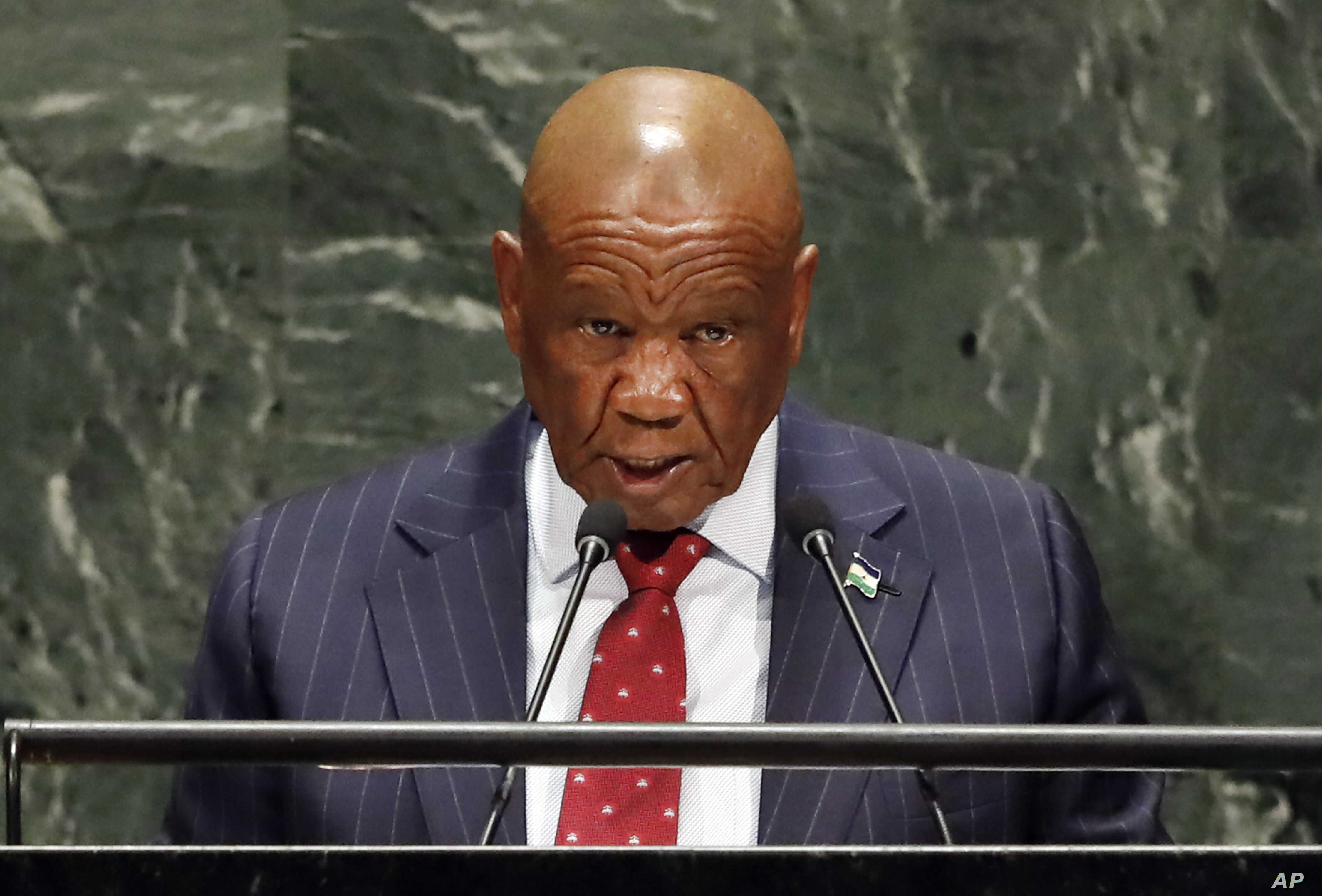 Lesotho declares state of emergency on COVID-19