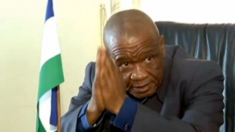 Lesotho shuts down for 24 days