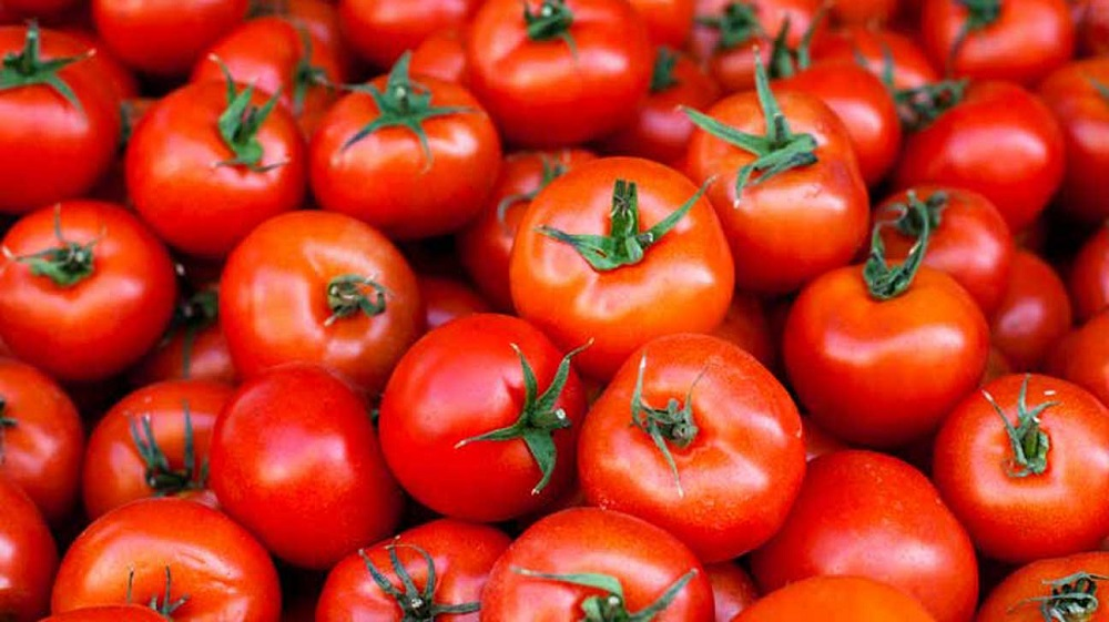 Tomato price increases since embargo