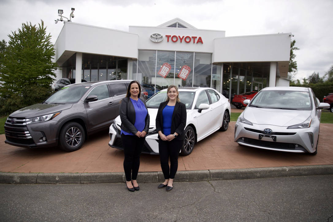 Toyota records highest monthly sales