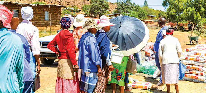 How Do We Adjust Lesotho's Economy to a Post-COVID-19 Reality? Part 1