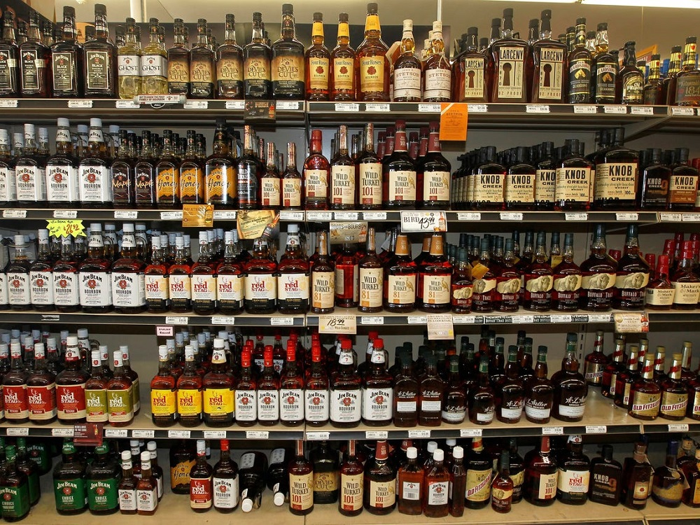Traders protest against sin tax