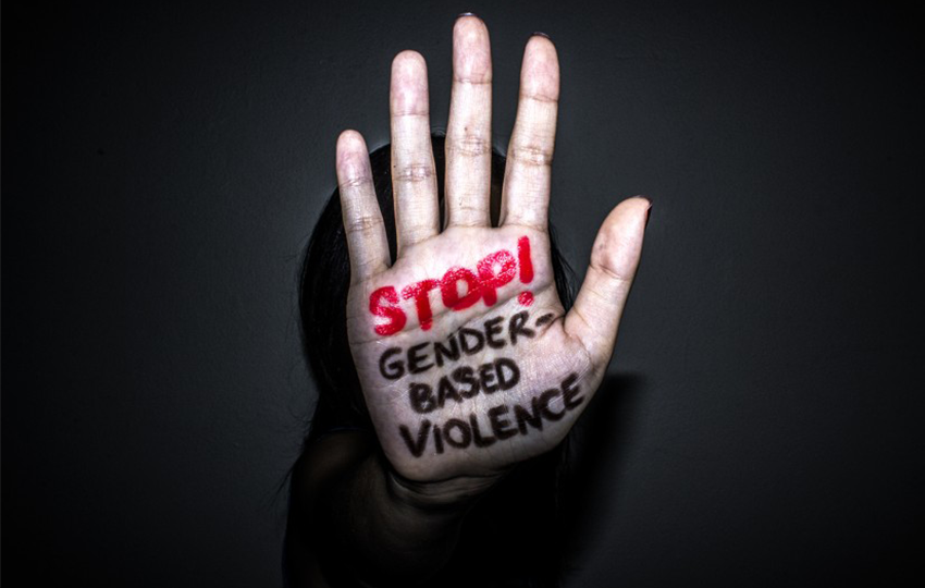 GBV increases under COVID-19 restrictions