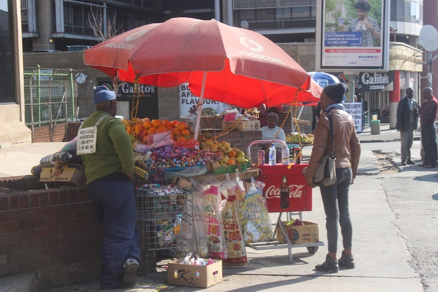 Street vendors yet to receive COVID relief packages
